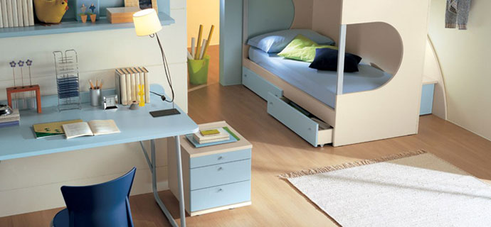KIDS ROOM SWEETY MINIMALIS
